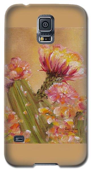 Sun Worshipper Galaxy S5 Case by Judith Rhue