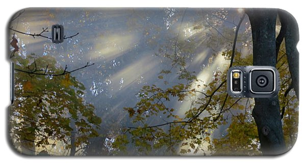 Galaxy S5 Case featuring the photograph Sunbeam Morning by Dianne Cowen