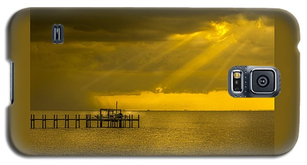 Sunbeams Of Hope Galaxy S5 Case by Marvin Spates