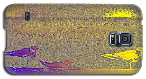 Galaxy S5 Case featuring the photograph Sunbird by Ecinja Art Works