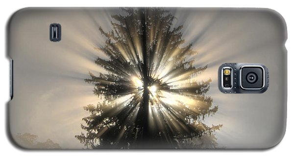 Let There Be Light Galaxy S5 Case