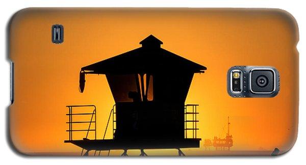 Sunburst Galaxy S5 Case by Tammy Espino