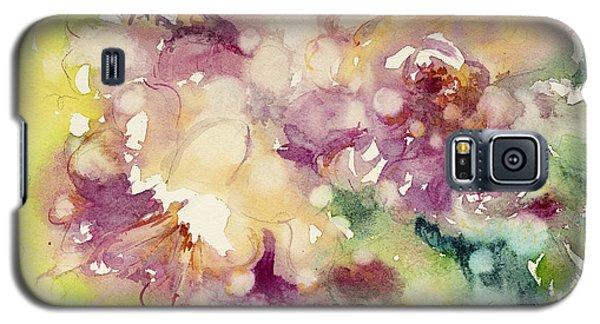Sundappled Rose Galaxy S5 Case