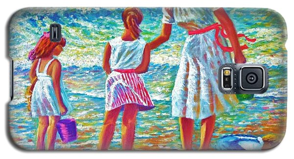 Sunday Afternoon At The Beach Galaxy S5 Case