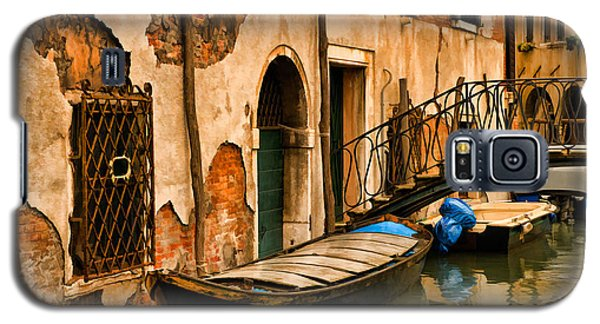 Sunday In Venice Galaxy S5 Case