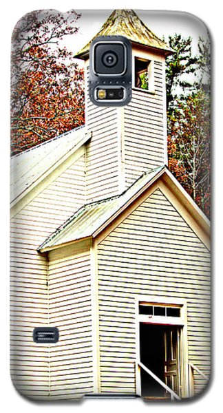 Galaxy S5 Case featuring the photograph Sunday School by Faith Williams