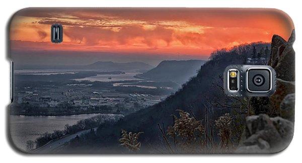 Sunday Sunrise Galaxy S5 Case