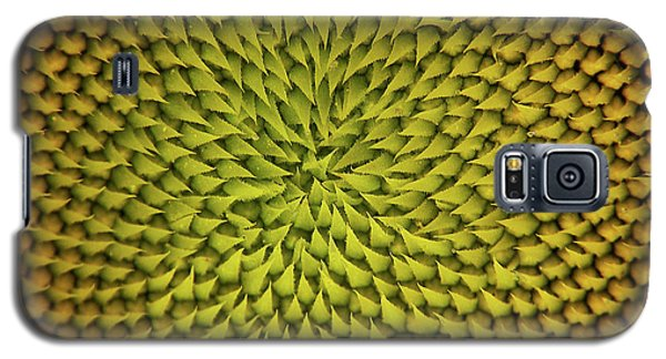 Sunflower Sundial Galaxy S5 Case