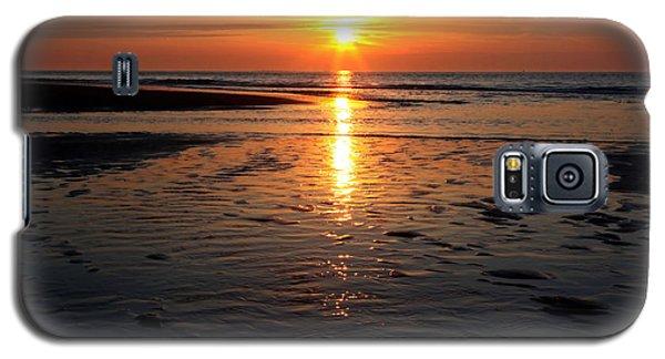 Sundown At The North Sea Galaxy S5 Case