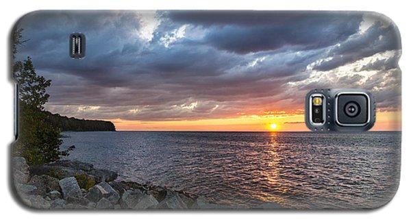 Sundown Bay Galaxy S5 Case