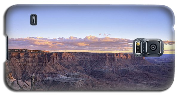 Sundown Green River Overlook Galaxy S5 Case