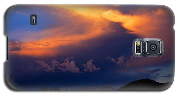 Sundown In The Canyon Galaxy S5 Case by Susanne Still
