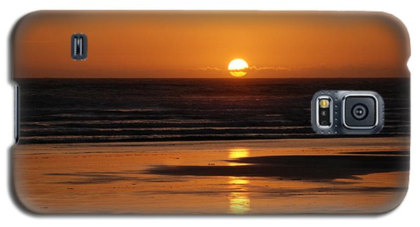 Sundown Galaxy S5 Case by Mark Alan Perry