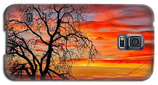 Sundown On Jeffcoat Galaxy S5 Case