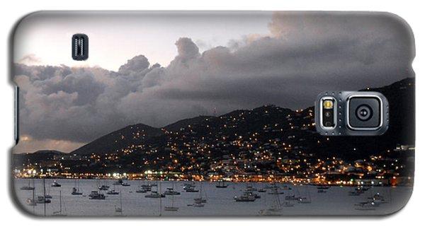 Sundown On St. Thomas Galaxy S5 Case