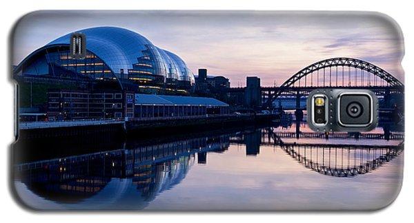 Sundown On The Tyne Galaxy S5 Case