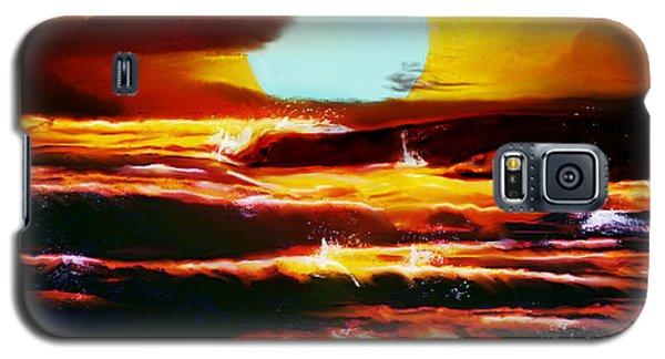 Sundown Galaxy S5 Case by Persephone Artworks