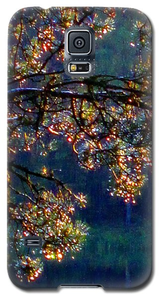 Galaxy S5 Case featuring the photograph Sundrops by Leena Pekkalainen