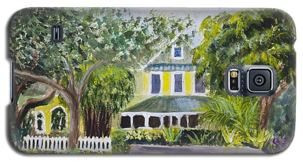 Sundy House In Delray Beach Galaxy S5 Case by Donna Walsh