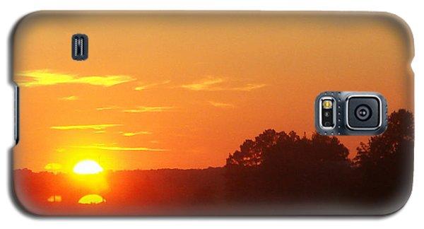 Galaxy S5 Case featuring the photograph Sundown by Jasna Dragun