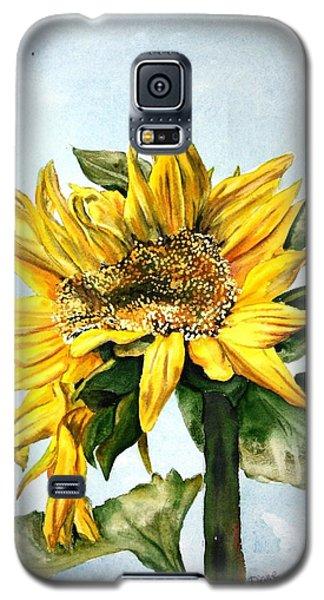 Sunflower 1 Galaxy S5 Case
