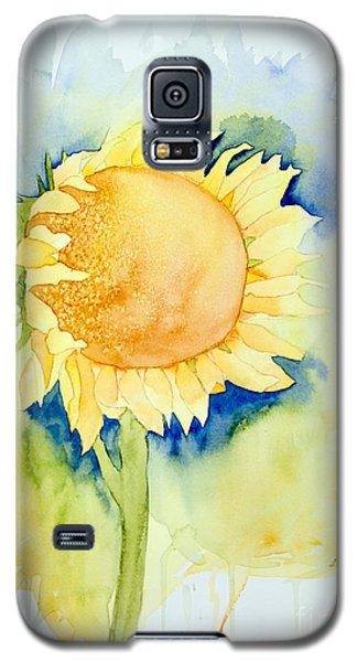 Sunflower 1 Galaxy S5 Case
