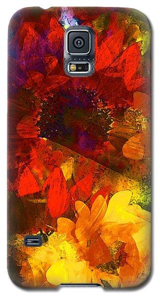 Sunflower 11 Galaxy S5 Case