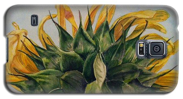 Sunflower 3 Galaxy S5 Case