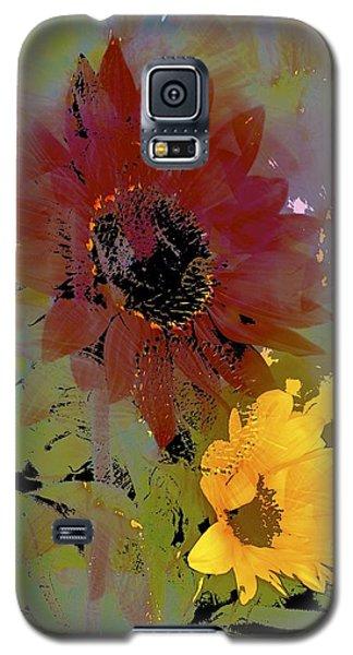 Sunflower 33 Galaxy S5 Case