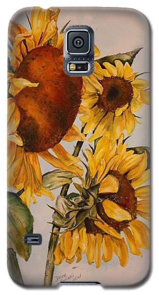Sunflower 5 Galaxy S5 Case