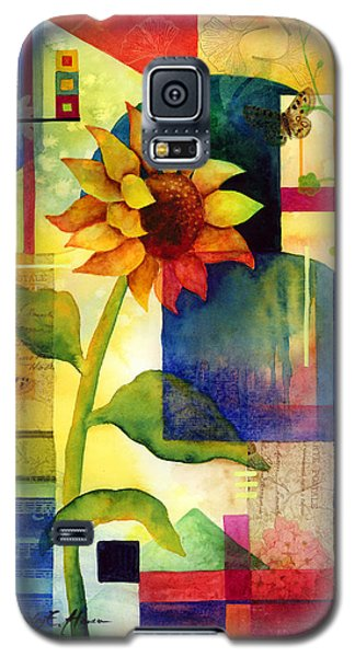 Sunflower Collage Galaxy S5 Case