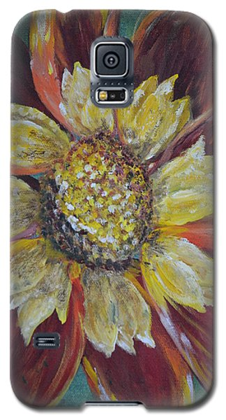 Sunflower Galaxy S5 Case