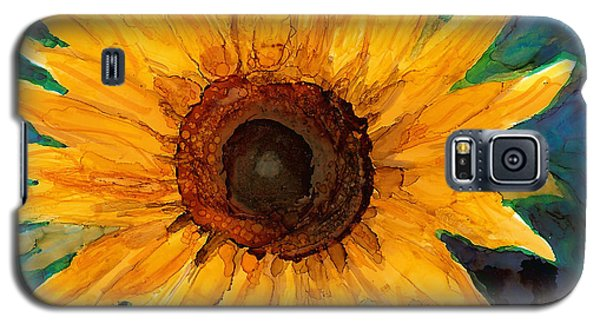 Sunflower II Galaxy S5 Case