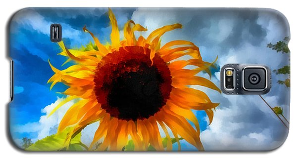 Sunflower Inspiration Galaxy S5 Case