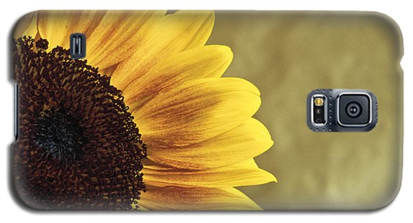 Galaxy S5 Case featuring the photograph Sunflower by Lana Enderle