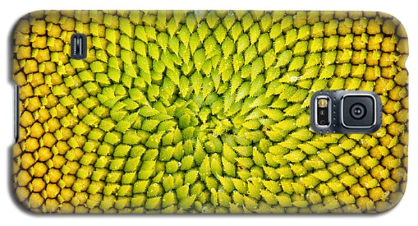 Sunflower Middle  Galaxy S5 Case