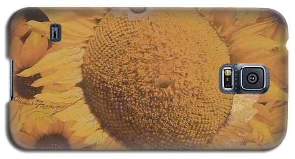 Sunflower Mutation Galaxy S5 Case by Douglas Fromm