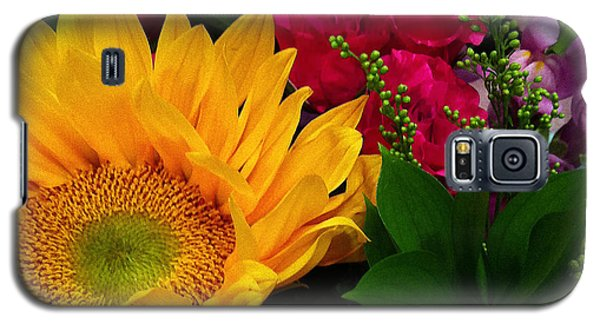 Sunflower Reflections Galaxy S5 Case