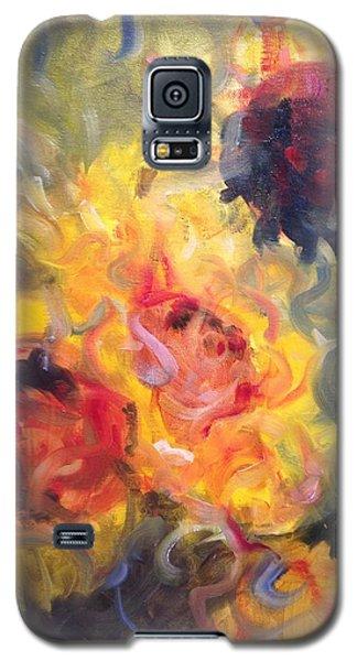 Sunflower Selebrations Galaxy S5 Case