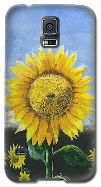 Sunflower Series One Galaxy S5 Case