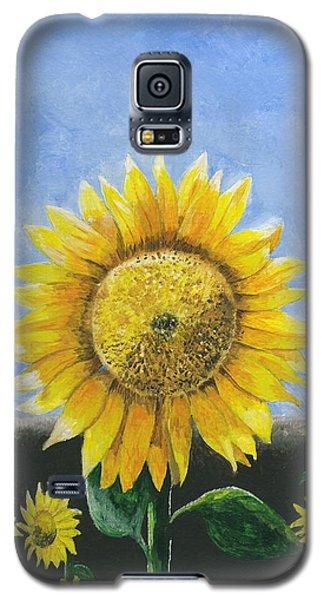 Sunflower Series One Galaxy S5 Case
