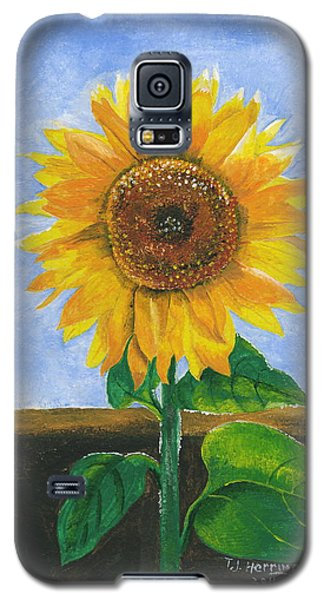 Sunflower Series Two Galaxy S5 Case