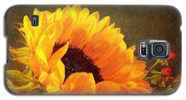 Sunflower - You Are My Sunshine Galaxy S5 Case