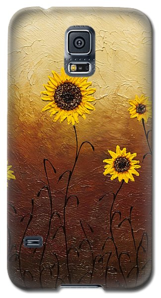 Sunflowers 1 Galaxy S5 Case