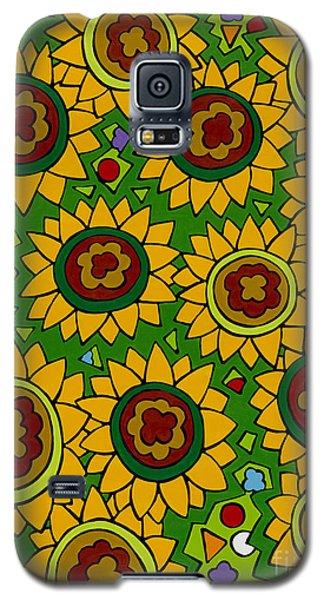Sunflowers 2 Galaxy S5 Case