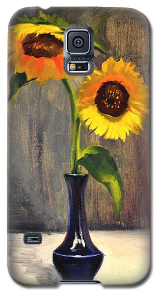 Sunflowers - Adoration Galaxy S5 Case