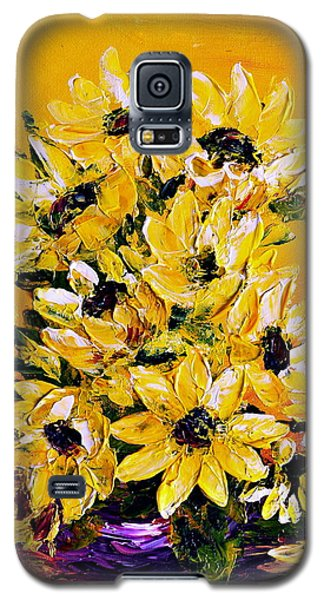 Sunflowers  No.3 Galaxy S5 Case