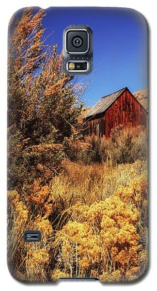 Sunglow Barn Galaxy S5 Case
