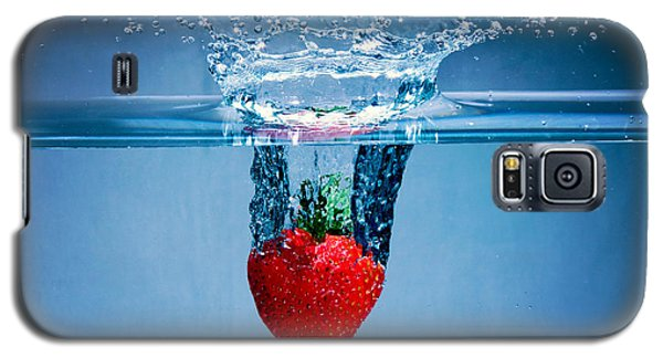 Sunken Strawberry Galaxy S5 Case