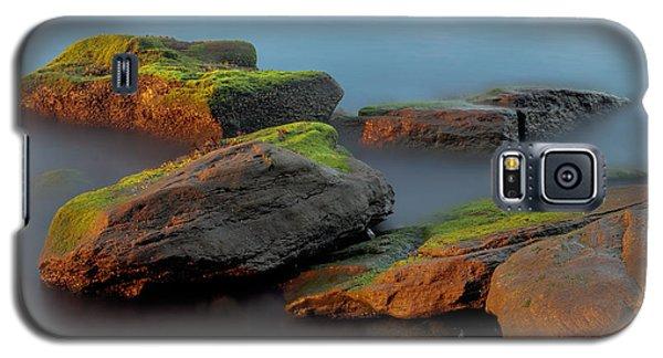 Sunkissed Rocks Galaxy S5 Case
